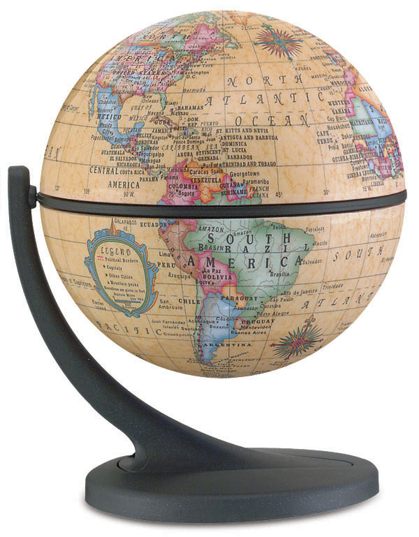 Wonderglobe Antique